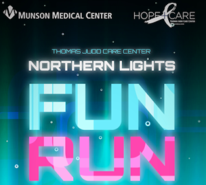 northern lights fun run